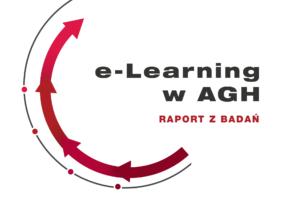 e-learning w AGH raport z badań